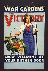 Food Fight: The Victory Garden