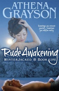 Cover Reveal: WinterJacked Book One: Rude Awakening