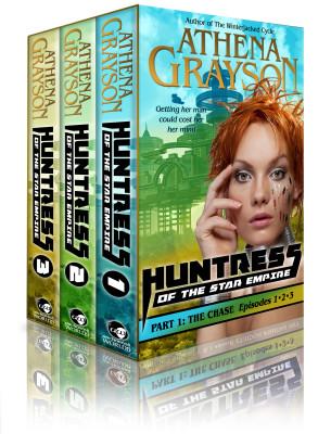 The Chase (Huntress Bundle #1)