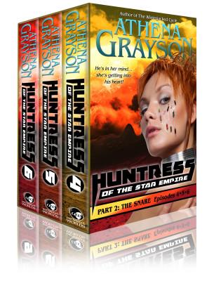 The Snare (Huntress Bundle #2)