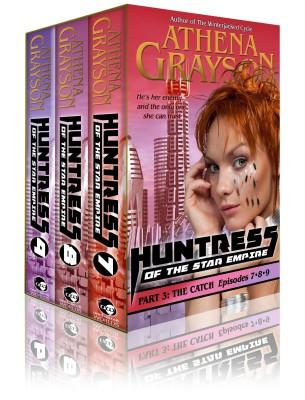 The Catch (Huntress Bundle #3)