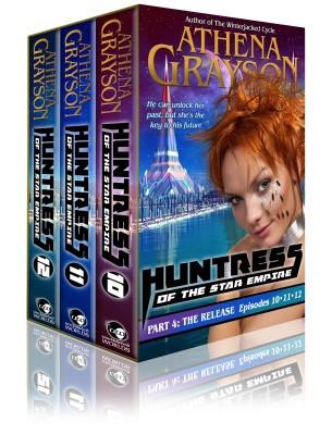 The Release (Huntress Bundle #4)