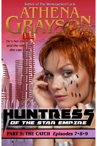 The Catch (Huntress Bundle #3)