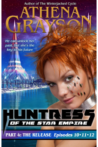 The Release (Huntress Bundle #4)